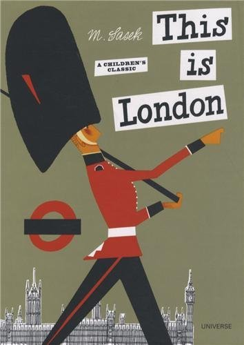 This is London (This Is . . .) by Miroslav Sasek (2004) Hardcover