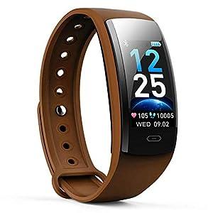 DokFin Pulseras Inteligentes, Fitness Tracker HR con Monitor de Ritmo cardíaco Reloj Rastreador de Actividad Reloj con… 5