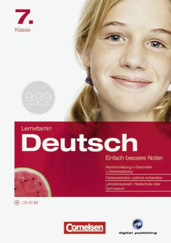 Lernvitamin D - Deutsch 7. Klasse