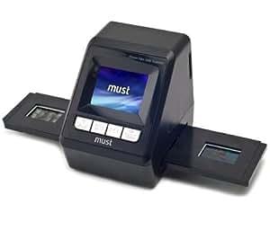 Mustek PS F35 Scanner de pellicule 1800 ppp x 1800 ppp USB