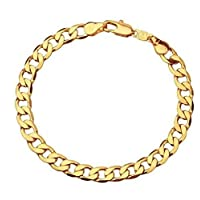 Bracelet for Women, Gold Plated Material