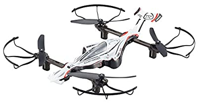Kyosho G Zero 20571W B Ready To Fly RC Drone Racer, White from Kyosho Corporation of America