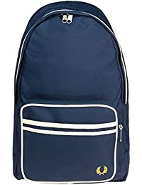 Fred Perry Twin Tipped Homme Backpack Bleu