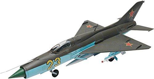 Revell Monogram 1/48 MiG-21PF Model kit # 85-5482