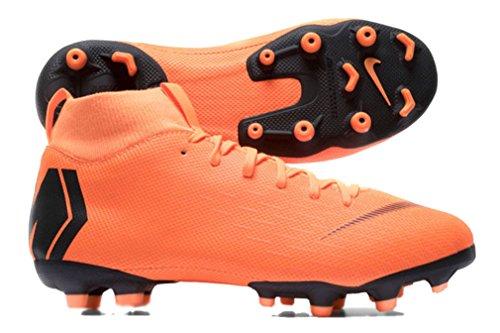 Nike Unisex-Kinder K-F-Schuh Jr. Superfly Academy MG Fußballschuhe, Orange (Total Orangeblacktotal Orang 810), 37.5 EU (Fußball Schuhe Nike Mercurial Kinder)