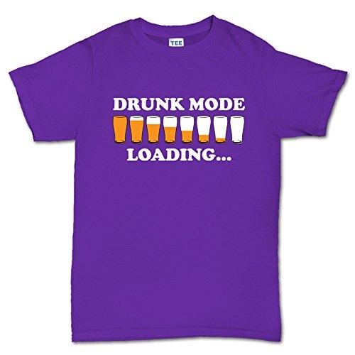 Drunk Mode Drinking Game Party T (Tisch Kostüm Roulette)