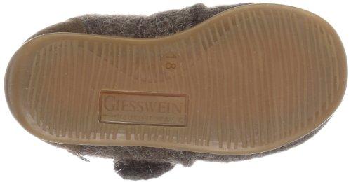 Giesswein Vira, Chaussons bébé fille Brun (rebhuhn / 260)