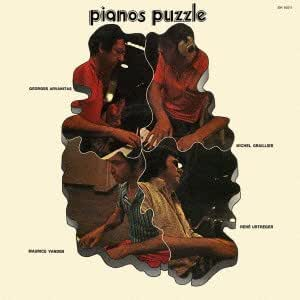 Piano Puzzle [Limited] [Import allemand]