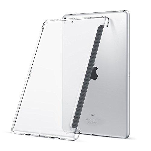 iPad Pro 10.5 Hülle, ESR Transparent Hart Rück Hülle [Perfektes mit Smart Tastatur Kombination] Slim Fit Rücken Shell Cover Case für iPad Pro 10,5 Zoll (Klar) (Ipad Case Silikon)