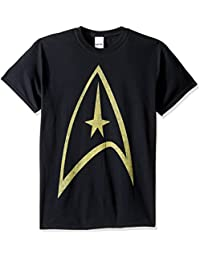 Star Trek Men's Starfleet Insignia T-Shirt