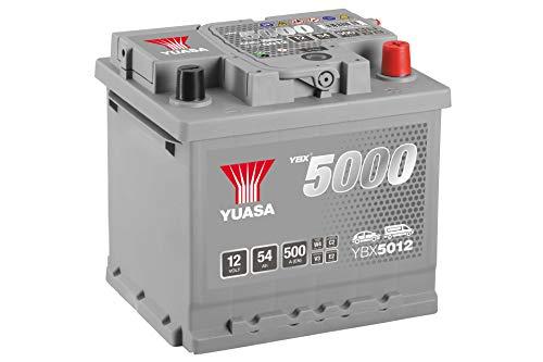 Yuasa YBX5012 Batteria di avviamento ad Alte Prestazio