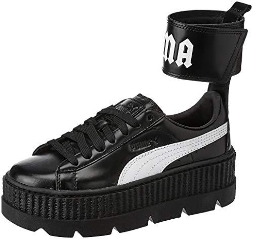 d46f30812753 Puma X Fenty Ankle Strap Creeper Black White Red (37 EU)