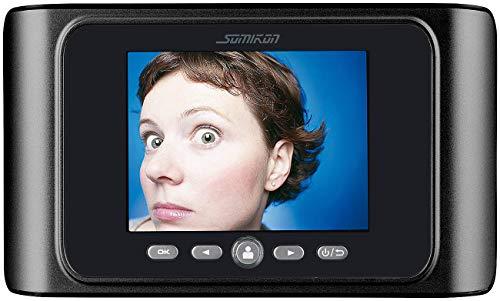 Somikon Digitale Türspion-Kamera - 8