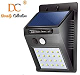 Density Collection 20 LED Bright Outdoor Security Lights with Motion Sensor Wireless Waterproof