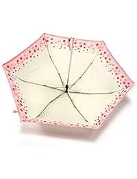 Paraguas Plegables Japón Luz Soleado B Manual Paraguas Pareja Boda Negocio Aceite y Repelente al Agua