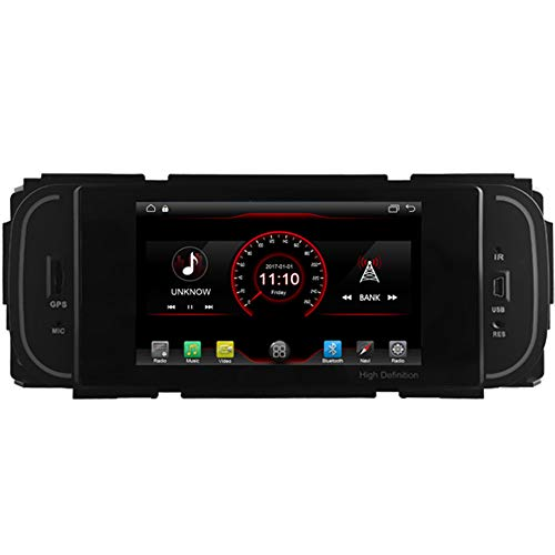 Autosion Android 8.1 Auto-Dvd-Player, Gps, Stereo, Navi-Radio, Multimedia, Wireless Lan, Für Jeep Grand Cherokee 1999-2001 / Durango (2002-2003) / Grand Cherokee 2002-2004 / Jeep (Stereo-chrysler 300)