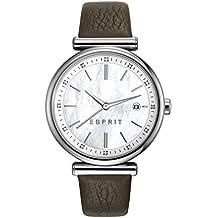 (Certified Refurbished) Esprit ES Beth Analog White Dial Women's Watch - ES108542002#CR