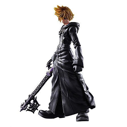 Square Enix Abysse Corp_AFGSQX266 Kingdom Hearts II - Plai Arts - Kai- Roxas Organization XIII version