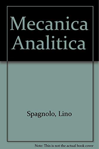 Descargar Libro Mecanica Analitica de Lino Spagnolo