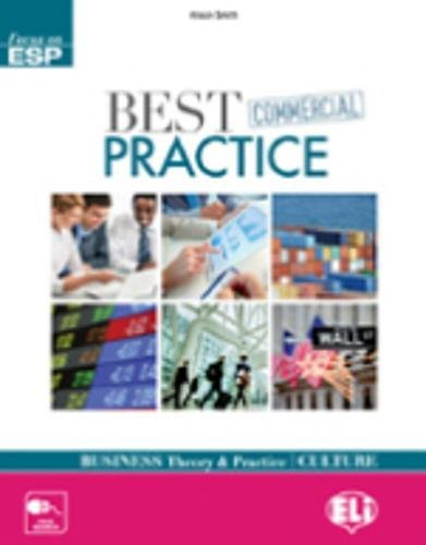 Best Commercial Practice: Student'S Book + Audio Cds (2) por Alison Smith