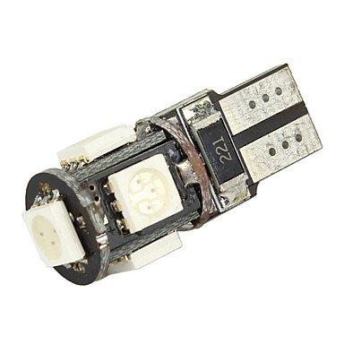 LBLI Merdia T10 Blau 5050 SMD 5 LED Canbus fehlerlose gebraucht kaufen  Wird an jeden Ort in Deutschland