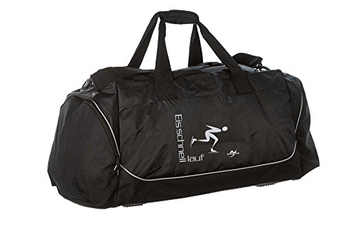 Tasche Jumbo QS88 schwarz Eisschnellauf