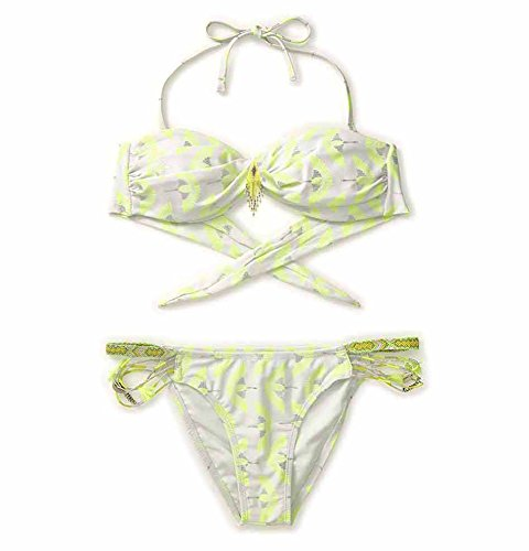 Amenapih by Hipanema - Conjunto - para mujer amarillo X-Small 4be3eb1edd5