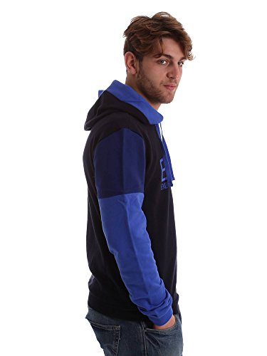 Emporio Armani , Baskets pour homme Bleu