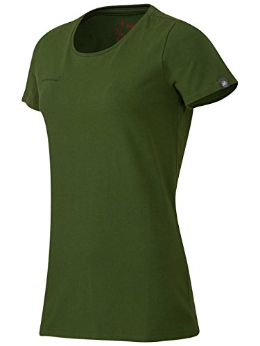 Mammut Damen T-shirt Logo Seaweed