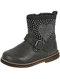 6f13db64b3ebe CliC CL-8570 de Bottines pour Femme Boots Tendance pour Fille