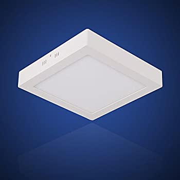 Buy Spark Led Aluminum Surface Panel Light Without False Ceiling Requirement White Online At