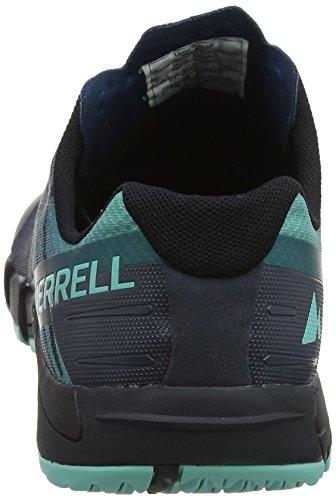Merrell Bare Access Flex, Chaussures de Fitness Homme, Bleu (Legion Blue), 47 EU