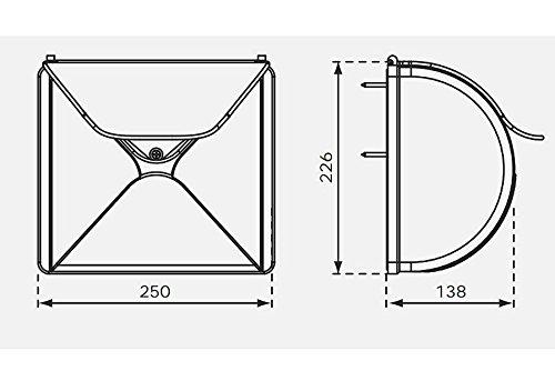 Spiel-Briefkasten in apfelgrün - 3