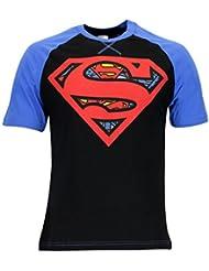 Superman - T-Shirt à Manches Courtes - Superman - Homme