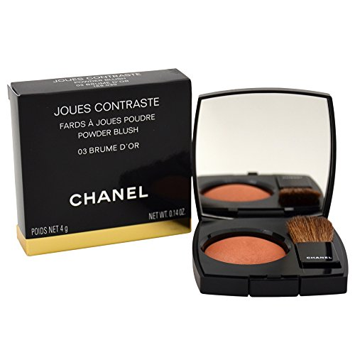Chanel Joues Contraste #03-Brume D'Or 4