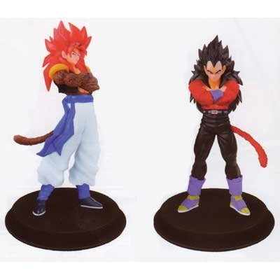 Dragon Ball GT prefabricated high quality DX figure all set of 2 (japan import)