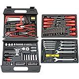 Famex Boîte à outils universel–163Pièces 25370