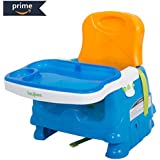 Baybee 2 in 1 Premium Quality Baby Booster Seat Chair with 3 Point Safety Harness