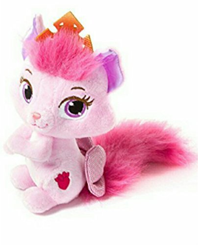 Blip Toys Disney Princess Palace Pets, 6-Inch Plush Aurora's Kitty Beauty by Blip Toys
