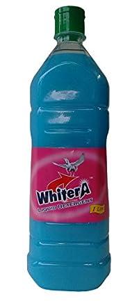 WhiterA Detergent Liquid,1 Liter, Blue