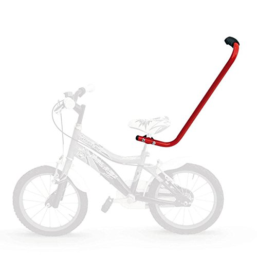 MV-TEK Barra apprendimento bici bimbo stabilizzatore (Barre Traino) / Child  bike riding learning stabilizing bar (Towbar Trailer)