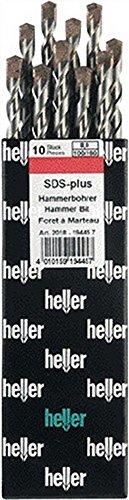Hammerbohrer SDS-plus Bionic D.14mm Arbeits.L.15cm Gesamt.L.21cm Heller, 5 St.