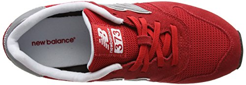 New Balance Ml373red, Sneakers basses homme Red (Red)