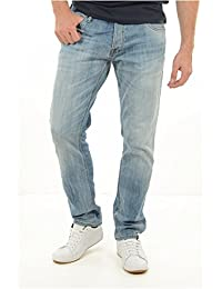 Jack & Jones Jjitim Jjoriginal Ge 987 Noos, Jeans Homme