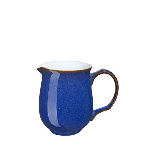 Denby Imperial Blue Speiseteller 2-Pound Small Jug Imperial Blue Creamer
