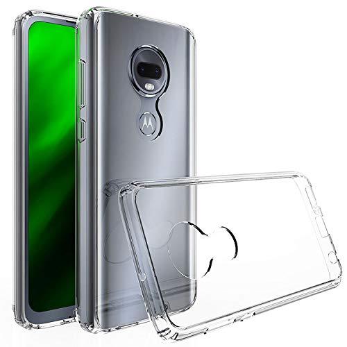 Case Collection Stoßfest Bumper Rahmen Hülle für Motorola Moto G7 / G7 Plus Hülle (6,2