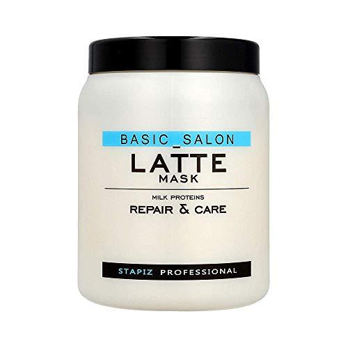 Stapiz Basic Salon Latte Mascarilla - 1000 ml