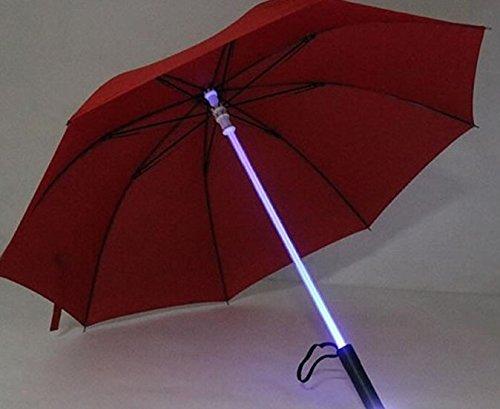 S-LOVE Cool Runner Light - Paraguas Golf luz LED