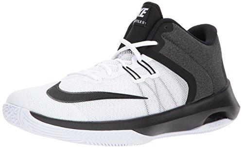 Nike Herren Air Versitile Ii Basketballschuhe, Elfenbein (Whiteblack), 41 EU