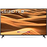 LG 139 cm (55 inches) 4K UHD Smart LED TV 55UM7300PTA (Ceramic BK + Dark Steel Silver) (2019 Model)
